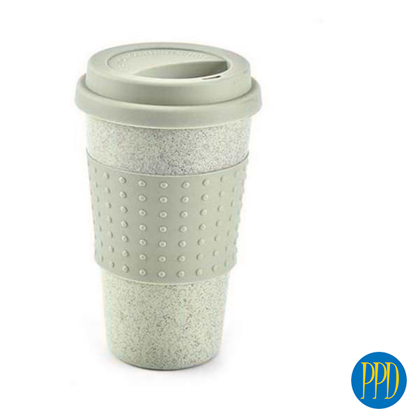 Wheat Straw Reusable Coffee Cup
