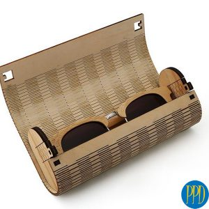 Bamboo Sunglass Cases