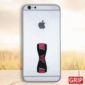 Get your business or event logo or brand on the trend setting sling grip love handle smartphone grip.